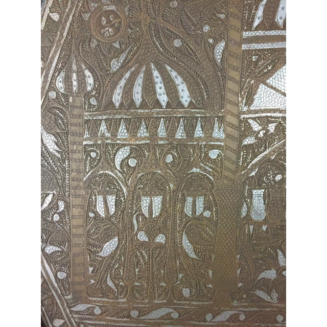 Boho Chic Embossed Tray - Image 5 of 7