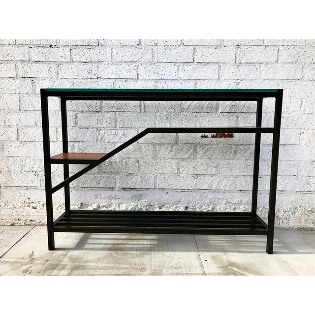 Contemporary Lloyd Entry Table For Sale - Image 3 of 4