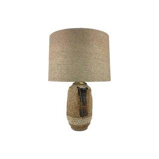 1970s Terracotta Table Lamp