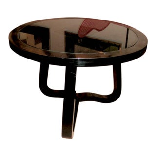 1950s Tripod Coffee Table by Jean Royère For Sale
