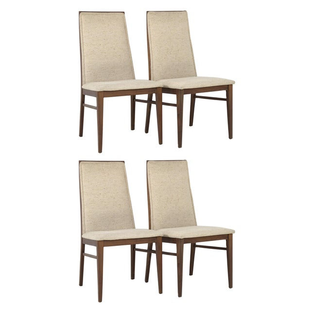 Milo Baughman for Dillingham Dining Chairs - S/4 - Image 1 of 9
