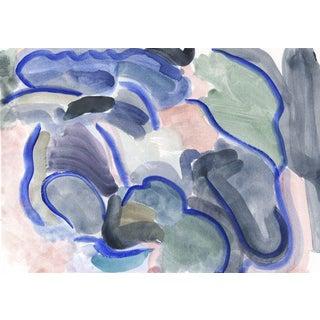 """""""Imaginary Landscape #2"""" Unframed Print For Sale"""