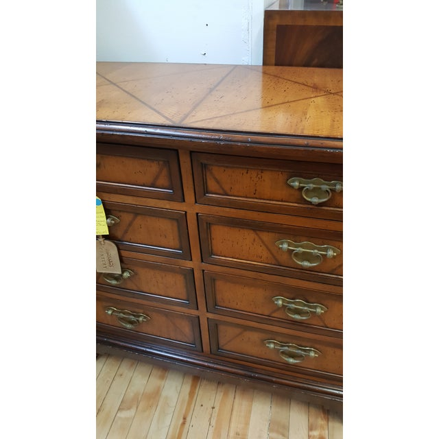 Asian Century Furniture Monarch Chest For Sale - Image 3 of 11