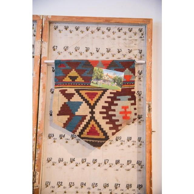 RUGLING 11: Limited Edition Kilim Rug Cork Board Flag - Image 8 of 9