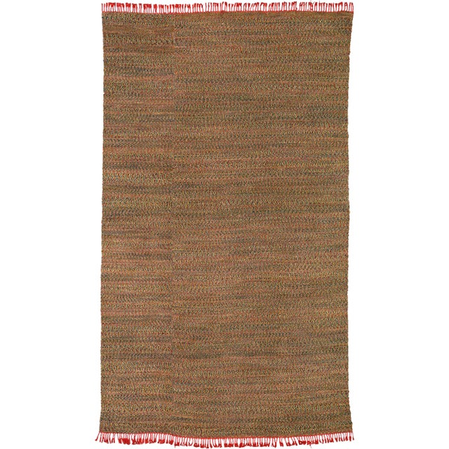 Vintage Mid 20th Century Swedish Pile Rug For Sale In New York - Image 6 of 6