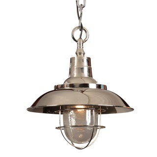 Industrial Hanging Spot Light For Sale