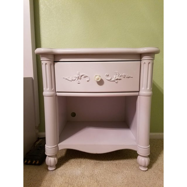Stanley Young America Nightstand - Image 4 of 4