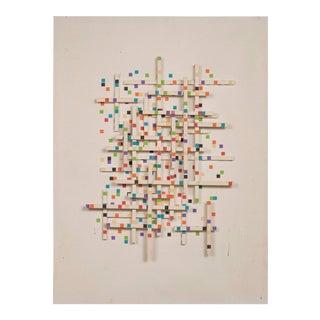 Irving Harper Paper Sculpture 'Untitled' For Sale