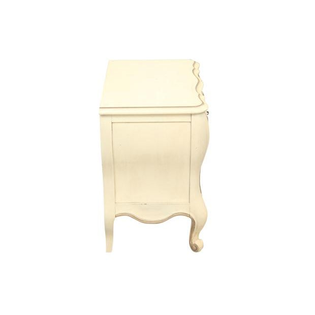 French Provencal Bombe Nightstands - Image 3 of 6