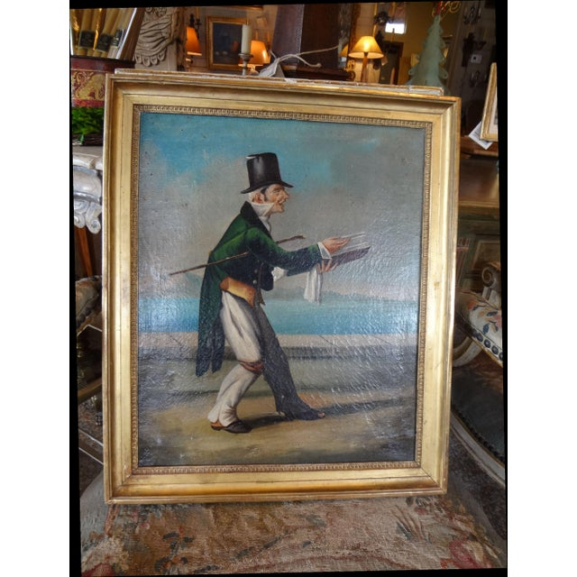 19th Century Italian Painting For Sale - Image 11 of 11