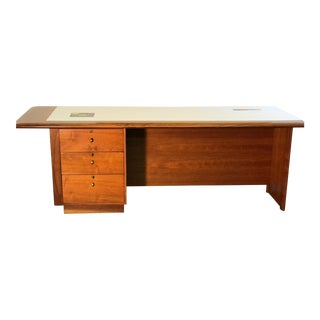 Samson Berman Mid-Century Desk For Sale