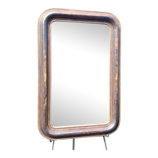 Late 19th Century French Louis Philippe Mirror For Sale