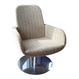 BoConcept Swivel Chairs - A Pair