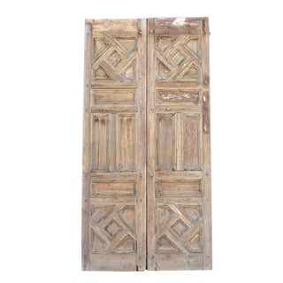 19th Century Marbella Entrance Doors For Sale