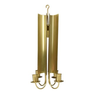 Swedish Vintage Candelabra by Pierre Forssell, 1960s For Sale