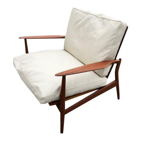 Danish Modern Spear Chair IB Kofod Larsen For Sale
