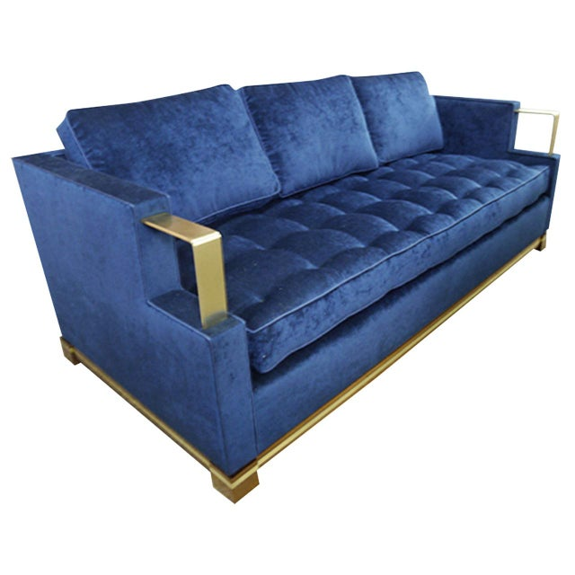 """""""Cecil"""" Sofa For Sale In San Francisco - Image 6 of 7"""