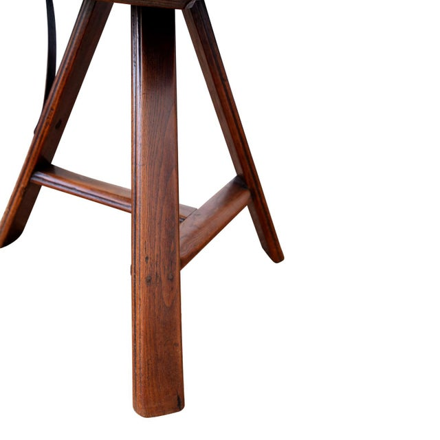 Mid 19th Century 19th Century Dutch Tilt-Top Table For Sale - Image 5 of 9