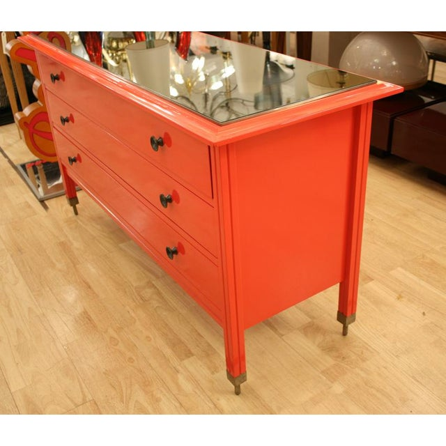 Italian Carlo De Carli Chest of Drawers For Sale - Image 3 of 6
