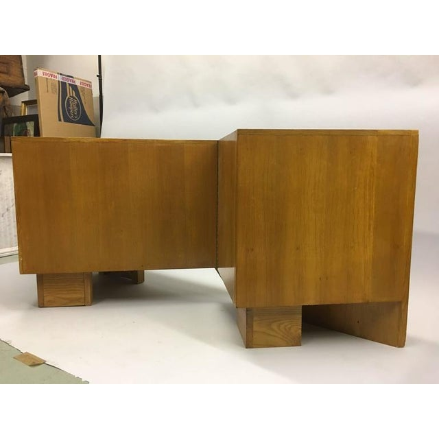 Avant-Garde French Modern Sideboard by Alain Marcoz, circa 1956 - Image 5 of 10