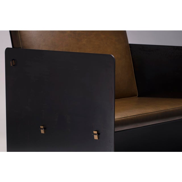 Contemporary Argosy Product Division Plate Chair For Sale - Image 3 of 5