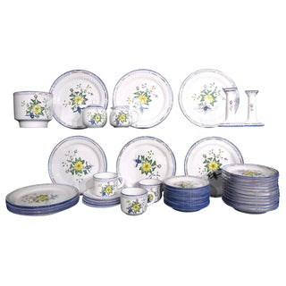 Tiffany & Co. China Set - 46 Pieces For Sale
