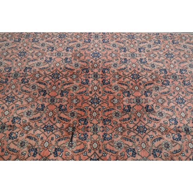 """Karastan """"Antique Feraghan"""" # 754 8.8'x12' Room Size Rug For Sale - Image 11 of 13"""
