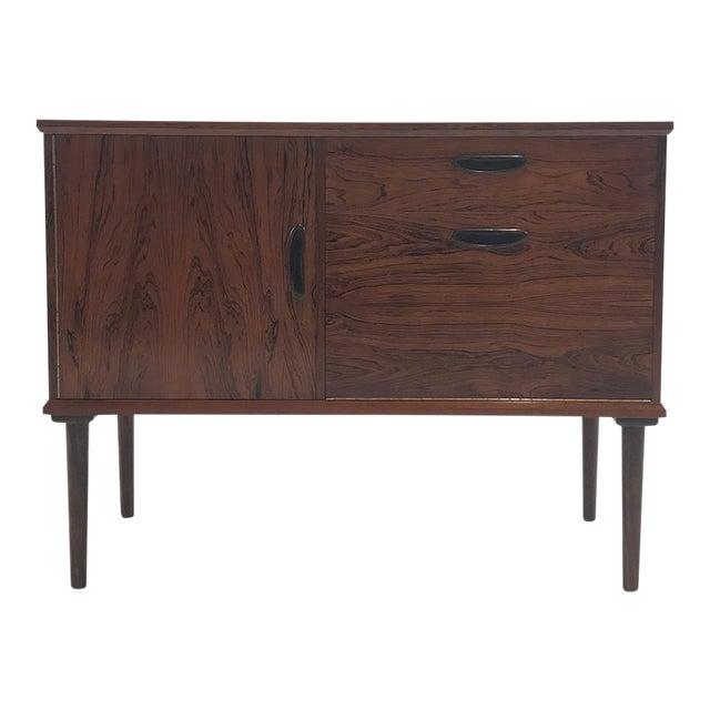 Vintage Danish Rosewood Cabinet - Image 5 of 10
