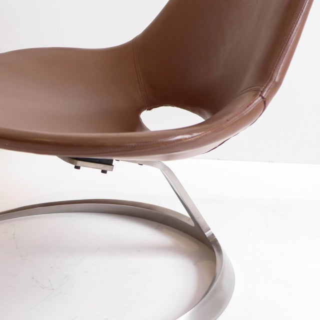 Scimitar Chair by Fabricius and Kastholm - Image 7 of 11
