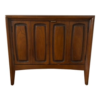 1960s Broyhill Emphasis Mid-Century Nightstand For Sale