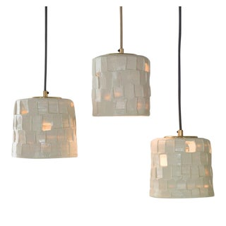 City Light Pendant by Lowland Studio For Sale