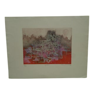 """""""Byzance"""" Limited Edition Print"""