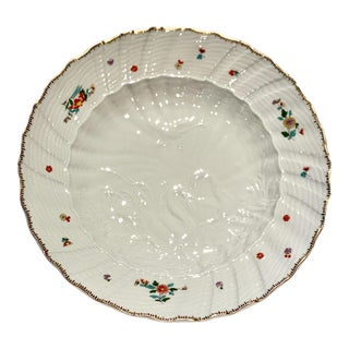 Meissen Swan Service Dinner Plate For Sale