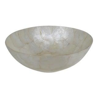 Capiz Shell Bowl For Sale