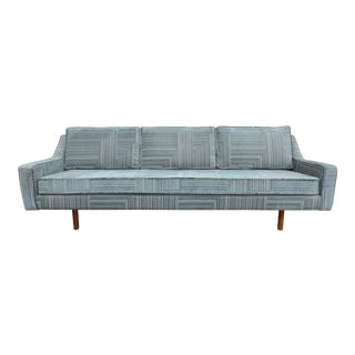 Mid Century Modern Sofa by Jens Risom For Sale