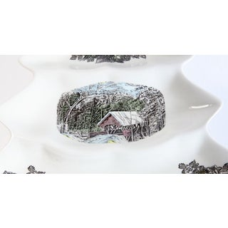 Christmas Tree Serving Dish Preview