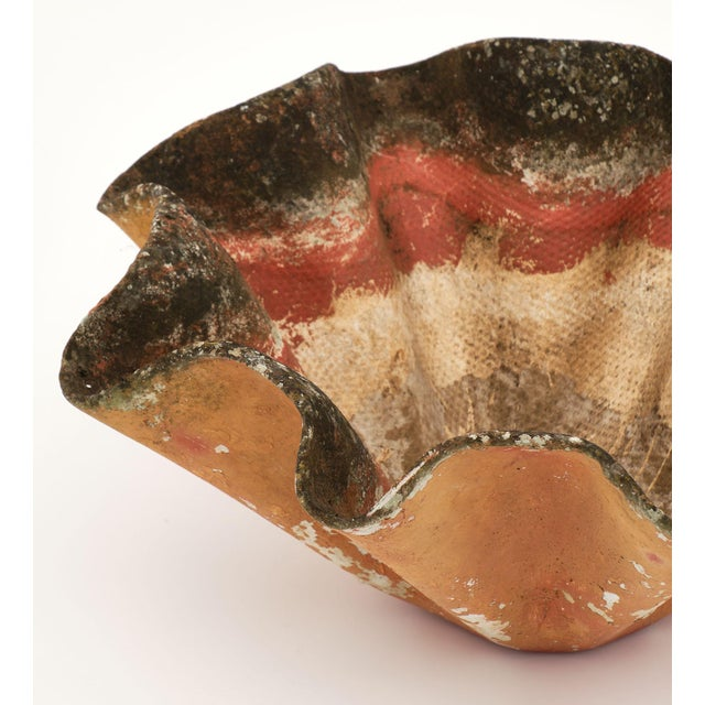 """Mid-Century Modern Mid-Century """"Mouchoirs"""" Jardinieres by Willy Guhl - a Pair For Sale - Image 3 of 10"""