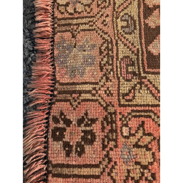 "Antique Persian Malayer Rug - 2'3"" x 3' - Image 6 of 11"