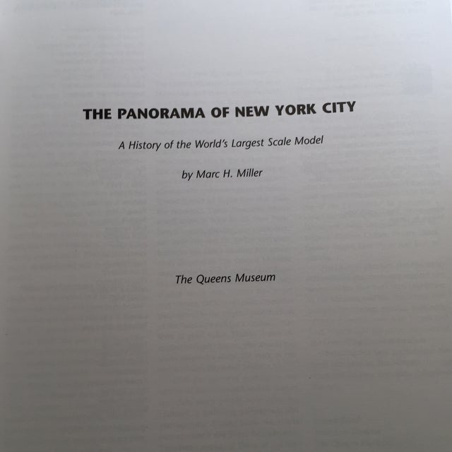 New York: The Queens Museum, 1990. First edition. Softcover with stapled pictorial wraps. 48pp. Many color and black and...