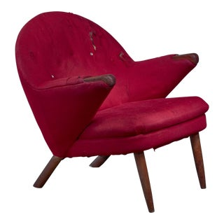 Georg Thams Side Chair, Denmark, 1950s For Sale