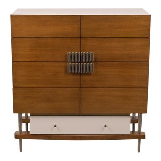 Rare Modern 1960's Chest of Drawers For Sale
