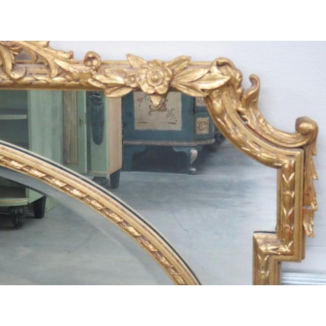 Gilt Beveled Glass Mirror - Image 4 of 6