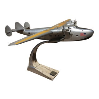Boeing 314 'Dixie Clipper' 1939 Model Plane on Stand
