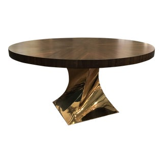 Caracole Do a 360 Dining Table For Sale
