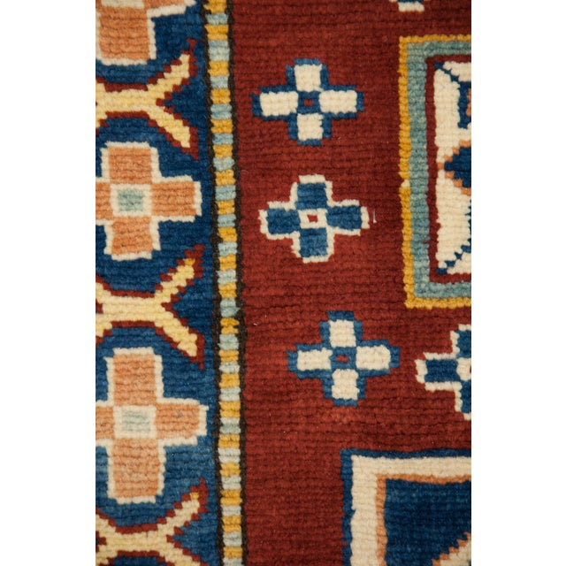 Traditional Traditional Hand Knotted Area Rug - 6′10″ × 10′8″ For Sale - Image 3 of 3
