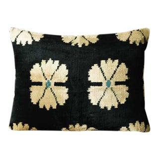 New Design, Silk Velvet Accent Pillow