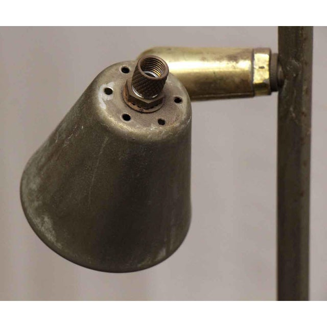 Mid-Century Metal Floor Lamp - Image 6 of 7