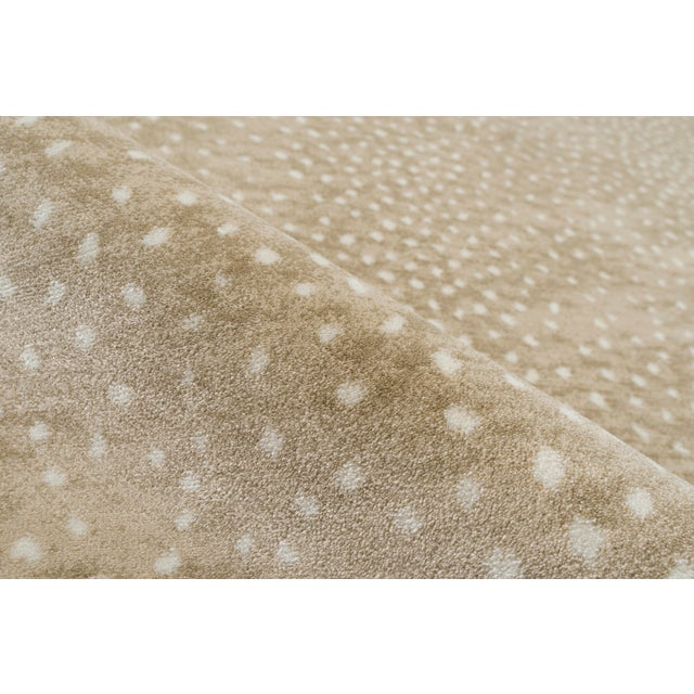 """Contemporary Stark Studio Rugs Derning Almond Rug - 3'11"""" X 5'10"""" For Sale - Image 3 of 5"""
