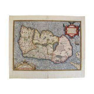 Antique Map of Ireland