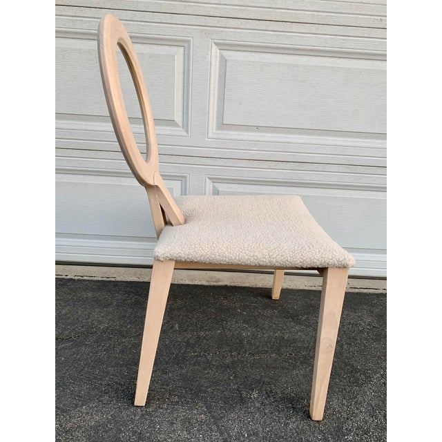 1980s 1980s Vintage Ring Chair For Sale - Image 5 of 9